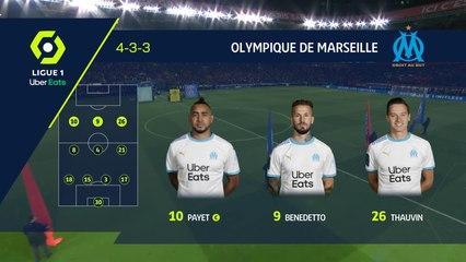 Ligue 1 Uber Eats : un nouvel habillage TV !
