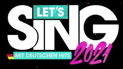 Let's Sing 2021 - Offizieller 'Mit Deutschen Hits' Teaser Trailer