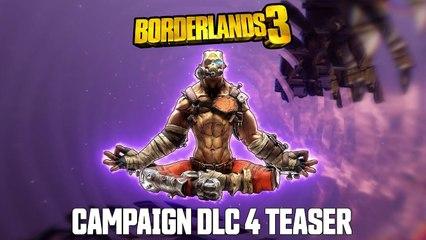 Borderlands 3: Campaign DLC 4 - Official Teaser (2020)