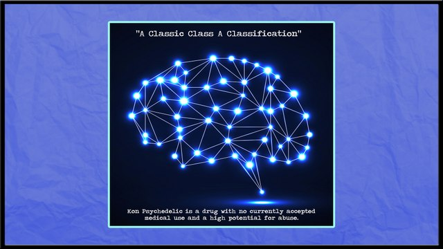Kon Psychedelic - A Classic Class A Classification [ Prod. Purple Six Beats ]
