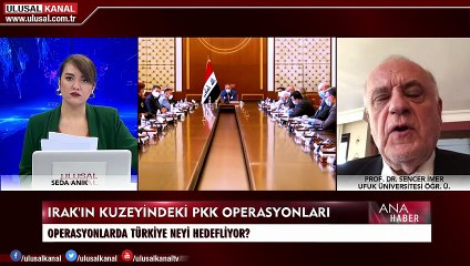 Ana Haber - 20 Ağustos 2020 - Seda Anık- Ulusal Kanal