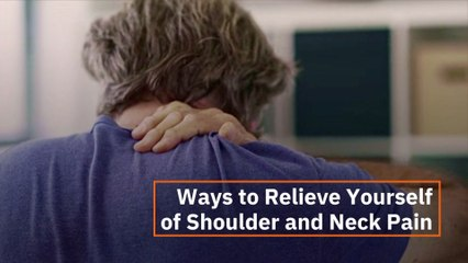 That Annoying Neck Pain