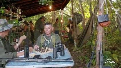 Carlos descubrió un secreto de la guerrilla colombiana