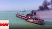 China: Ship crashed on the Yangtze River, dozens of people were missing