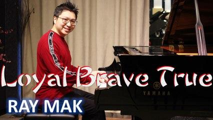 Christina Aguilera (MULAN) - Loyal Brave True Piano by Ray Mak