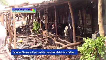 Gestion des alentours du Palais de la Kolima à Labé : plainte contre les autorités communales