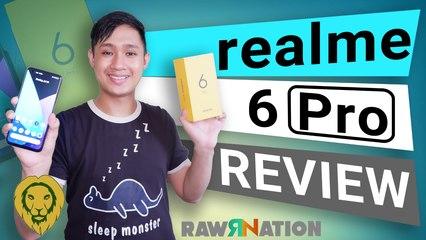 Tech Jungle: realme 6 Pro Review
