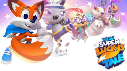 New Super Lucky's Tale - Launch Trailer (2020) Xbox One