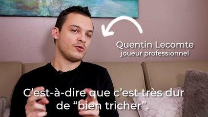 La triche dans le poker selon Quentin Lecomte