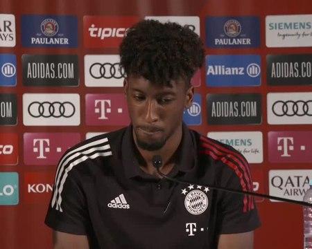"""Finale - Coman : """"Un match difficile contre le PSG"""""""