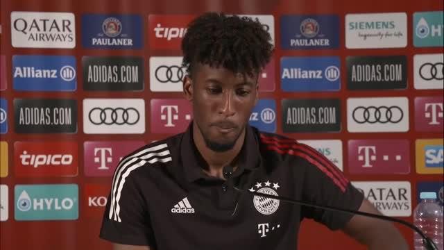 """Finale - Coman : """"Lewandowski peut marquer 2 ou 3 buts en finale"""""""