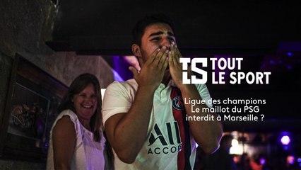 Marseille : PSG, le maillot de la discorde