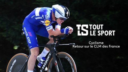 Championnats de France : Rémi Cavagna et Juliette Labous titrés sur le contre-la-montre