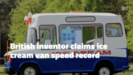 You Can't Catch This Ice Cream Truck