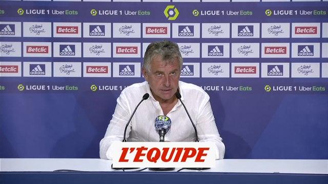 Gourcuff : «Il faut en faire plus» - Foot - L1 - Nantes