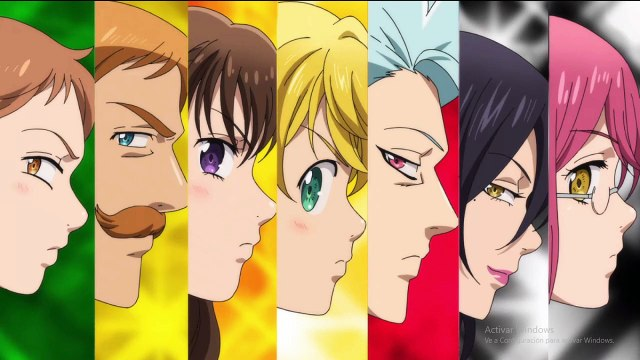 the seven deadly sins temporada 4 capitulo 8 Sub Español
