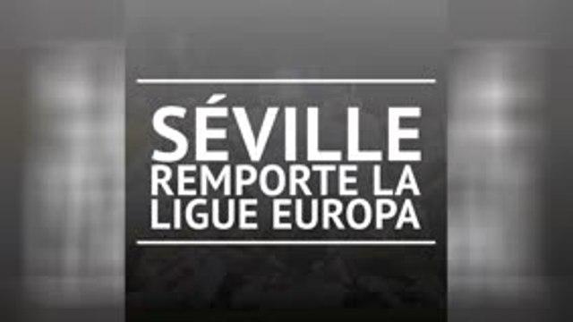 Séville remporte sa 6e Ligue Europa
