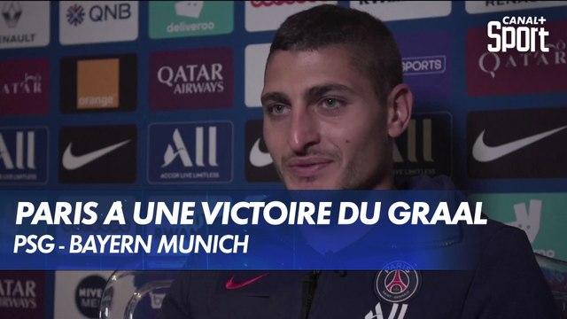 PSG - Bayern Munich : Paris à une victoire du Graal