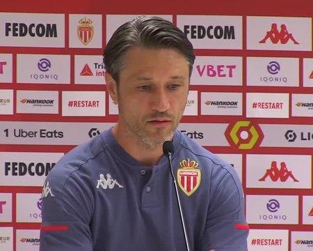 """1ère j. - Kovac : """"Pas de risque pour les autres joueurs"""""""