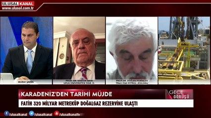 Gece Görüşü - 22 Ağustos 2020 - Murat Şahin- Ulusal Kanal
