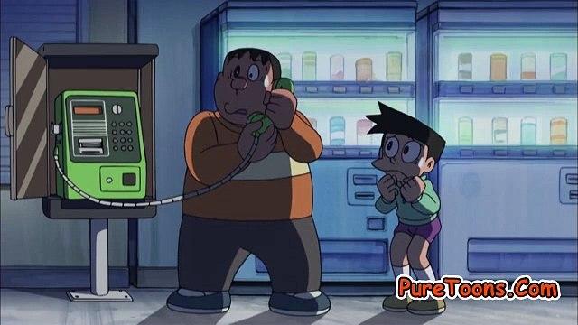 Doraemon cartoon in hindi season 17 episode 11 ( Fake aliens & doron leaf )