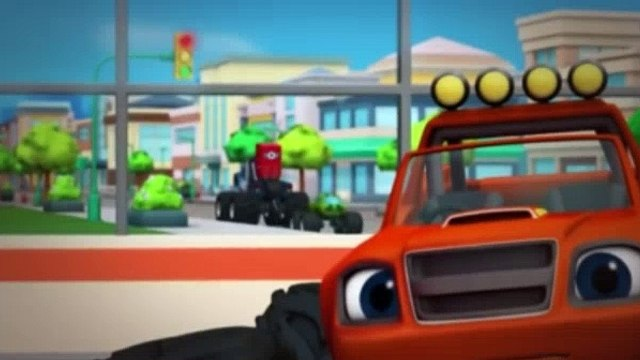 Blaze and the Monster Machines Season 1 Episode 4 Tool Duel