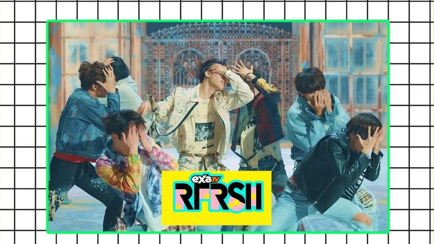 "BTS rompe récord gracias a ""Fake Love"" y ""Dynamite""/ #exaRFRSH"