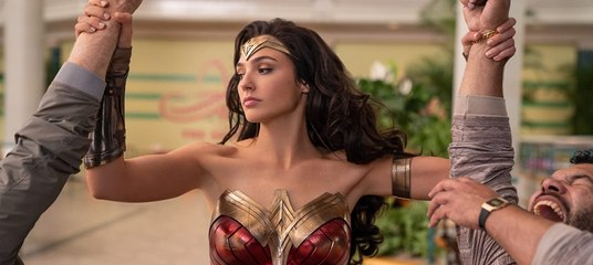 Wonder Woman 1984 - Trailer final español (HD)