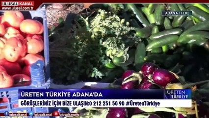 Üreten Türkiye Aile Tarımı - 22 Ağustos 2020 - Cenk Özdemir- Ulusal Kanal