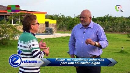 2DA Parte Entrevista Roberto Fulcar - EnfasisTV