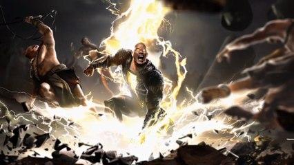 Black Adam - DC FanDome First Teaser