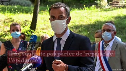 Olivier Véran : «Nous sommes dans une situation à risques»