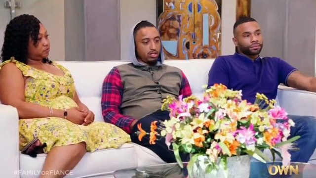 Family or Fiancé S03E06 Brittney and Patrick: My Best Friend's Bougie Wedding ( Aug 22,2020 )