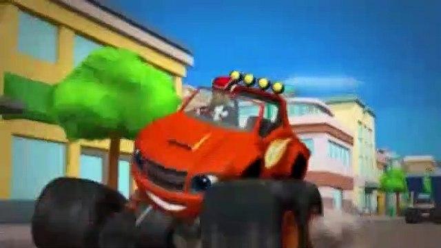 Blaze and the Monster Machines Season 1 Episode 10 Caketastrophe