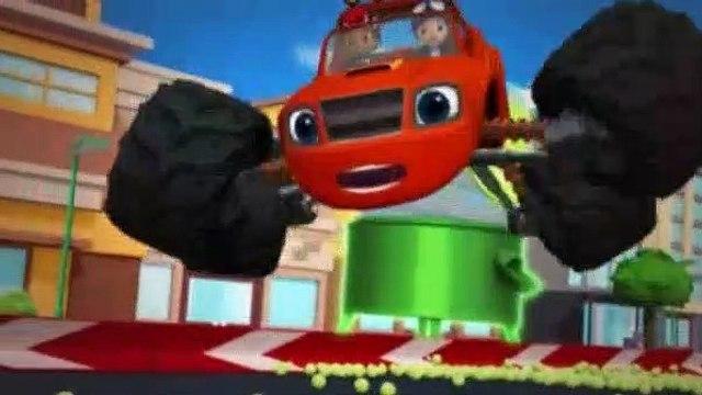 Blaze and the Monster Machines Season 2 Episode 12 Axle City Grand Prix