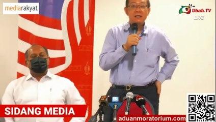 Lim Guan Eng: Mengapa Kementerian Kesihatan Dipersalahkan Apabila Menteri Khairuddin Buat Salah?