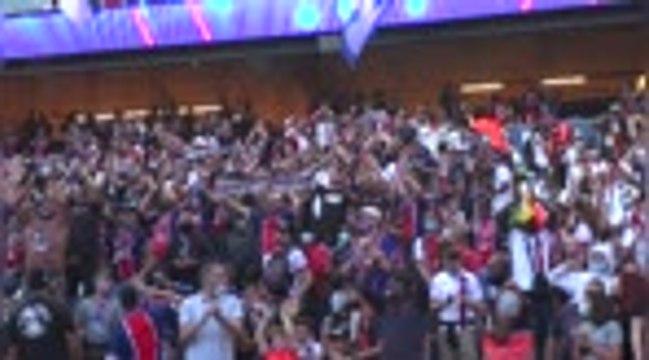 Finale - Le Parc des Princes a vibré pour le PSG