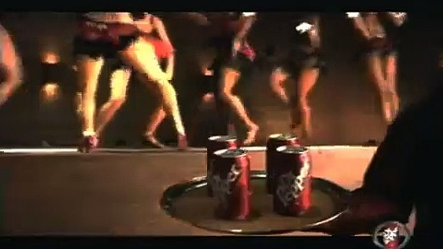 Dr Pepper: Be You with Black Eye Peas (2002)