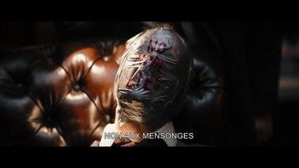 The Batman : découvrez Robert Pattinson en Chevalier noir dans une première bande-annonce brutale