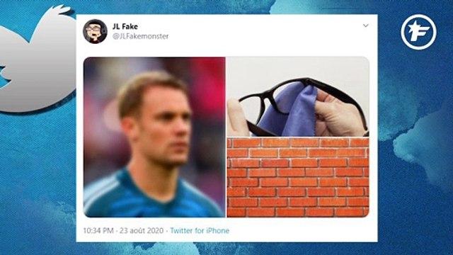 La prestation XXL de Manuel Neuer fait réagir Twitter