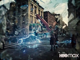 Justice League : découvrez la première bande-annonce spectaculaire du Snyder Cut