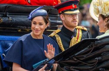 Prens Harry ve Megan Markle'dan televizyon projesi geliyor