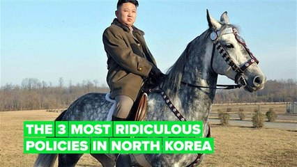 Not even pets are safe from Kim Jong-Un's ridiculous policies