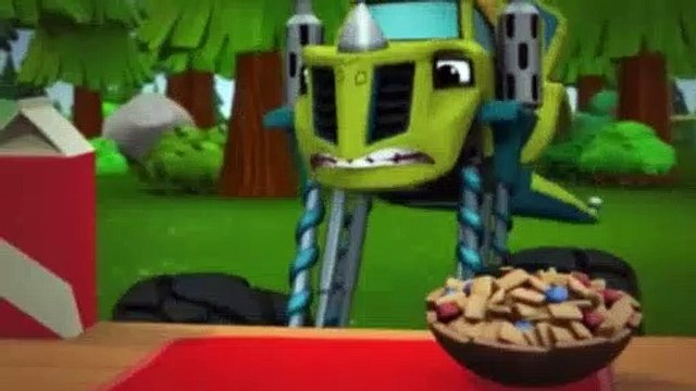 Blaze and the Monster Machines Season 1 Episode 12 The Mystery Bandit