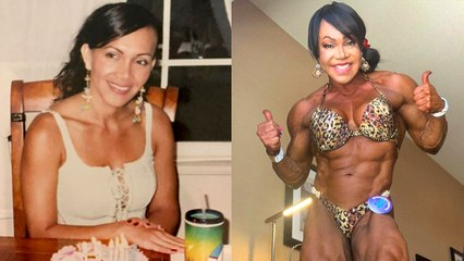 Mom's Bodybuilding Transformation Is INSANE | HOOKED ON THE LOOK