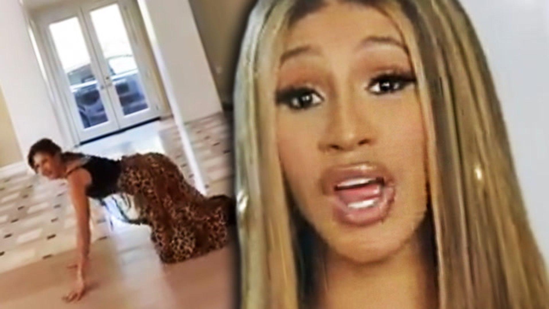 Cardi B Reacts To Addison Rae Mom Wap Dance Going Viral Video Dailymotion