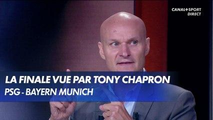 """Le """"Libre Arbitre"""" de Tony Chapron sur la finale PSG - Bayern"""