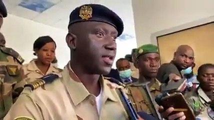 Mali/ Colonel-major Ismaël Wagué, porte-parole du CNSP : « IBK a dit qu'il n'a aucune intention de revenir encore au pouvoir»