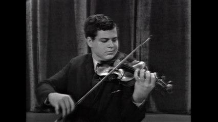 Itzhak Perlman - Wieniawski's Concerto No. 2