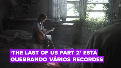 'The Last of Us Part 2' está dando o que falar